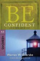 BE CONFIDENT - NEW PAPERBACK BOOK