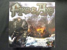 OEJ ~ Fire & Axe ~ A Viking Saga ~ Board Game