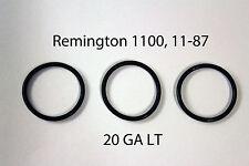 Remington 1100, 11-87, 1187 20ga LT Barrel Gas Seal, 019 Viton O-ring, QTY 3