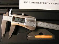 """Resistente al agua 200mm/8"""" Electrónico Digital Pinza-IP67"""