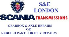 scania gearbox &diff repairs and parts london ship world wide