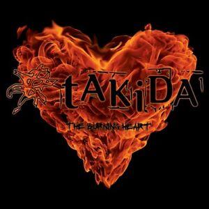 CD TAKIDA, The Burning Heart, 2011