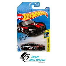 Hot Wheels 2018 Ford Mustang GT (Black) 2020 J Case #92
