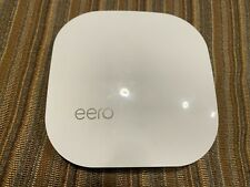 eero pro 1st Generation Mesh WiFi Router or Extender White A010001