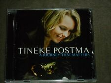 Tineke Postma A Journey That Matters (CD, Sep-2007, Foreign Media Jazz)