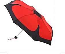 Wind proof poppy umbrella 🌂 by Fulton's.
