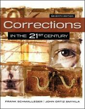 Corrections in the 21st Century (B&B Criminal Justice) (Hardcover)