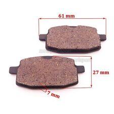 Front Disc Brake Pads For Yamaha YW50 Zuma SFA169 2002-05 2008-10 Pit Dirt Bike