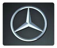 Mercedes-Benz Logo 005 rectangle Mouse Pad