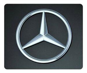 Mercedes-Benz Logo rectangle Mouse Pad