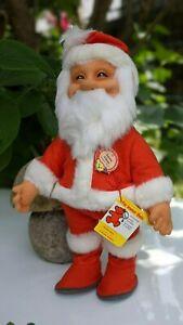 Steiff Replica Santa Claus 7635/28 aus 1984-1988 USA-Artikel K+F+S unbespielt