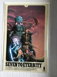 SEVEN TO ETERNITY # 1 FIRST PRINT IMAGE COMICS