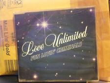 FUN LOVIN' CRIMINALS - LOVE UNLIMITED 3,26- cd slim case PROMOZIONALE USE ONLY