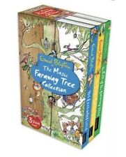 NEW The Magic Faraway Tree Collection By Enid Blyton Paperback Free Shipping