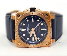 Bell & Ross BR03-92 Diver Navy Blue Bronze BR0392-D-BU-BR/SCA Limited Mens watch