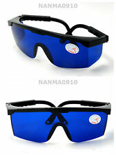 2pcs/lot 650nm 660nm Red Laser Protection Goggles Safety Glasses Eyewear