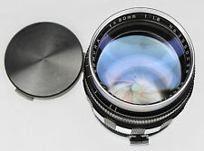 Nikon RF Komura 85mm f1.8 #3550238