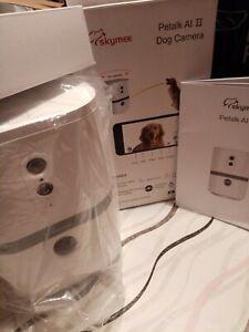 Skymee Pet camera Petalk AI II