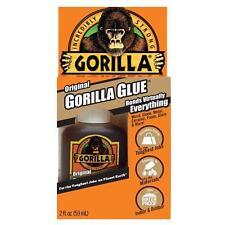 Gorilla Glue 2 fl. oz. All-Purpose Adhesive Original Tough Bond Wood Stone Metal