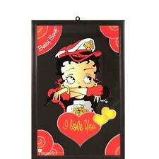 Miroir Betty Boop I love You