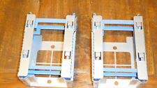 New listing 2x Dell Precision T7400 T7500 Hard Disc Drive Cage with 4x Hdd Caddy