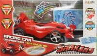 Polistil The Drakers Racing Car Con Proiettore Scala 1:32 MacDue