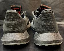 Adidas boost Sz 8 wmns or 7 mens woven Nmd Pk 1.0 Black lot og