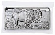Highland Mint Buffalo 10 oz Silver Bar GEM BU SKU59371