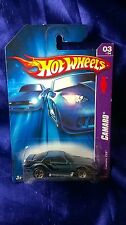 Hot Wheels Camaro Z28 Diecast 1:64 Scale 2007 Camaro Series