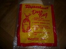 Vintage '' Ta-Pat-Co '' Deer Bag - Deer Kooler Keep Venison Cool Original Pkg!