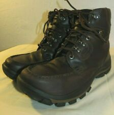 Keen Men's Boots Nopo 1009250 Brown Leather Hiking Size 11 US