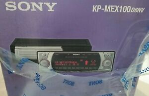 Sony Radio Navigator CD Player MEX-100NV Complete Charger CDX-T6NV