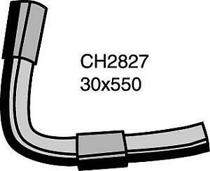 Mackay Radiator Hose (Top) CH2827 fits Toyota MR 2 2.0 16V (SW20)