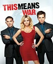 THIS MEANS WAR (Widescreen DVD), <BRAND NEW!> (FREE SHIPPING!) Reese Witherspoon