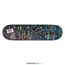 BAKER Deck WHERE´S  FIGGY? JF  Skateboard