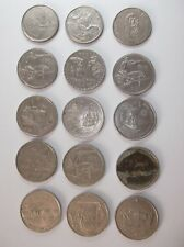 Lot of coins 15 coins commemorative Portuguese 200 escudos and 100 escudos