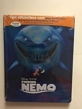 Finding Nemo Best Buy Exclusive Metalbox Empty Case New