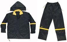 CLC Work Gear R1032X XXL Black Nylon Rain Suit Set