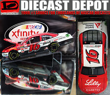 RYAN REED 2015 DAYTONA WIN RACED VERSION LILY DIABETES 1/24 ACTION GS NASCAR