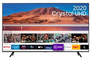 "SAMSUNG UE55TU7100  55"" Smart Ultra HD 4K LED TV"