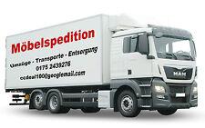 Möbelspedition, Umzüge, Möbeltransporte, Umzugshelfer, Umzugsservice, Umzug