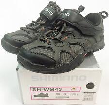 Shimano Womens SH-WM43 MTB Cycling Shoes Size EU 36  US 5.1 - NIB