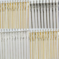 """10/20PCS Women Snake Chain Necklaces Fashion DIY Jewelry Making Gifts Acces 17"""""""