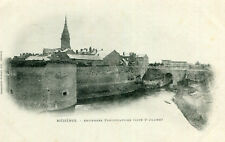 LOT 2 Cartes CHARLEVILLE MEZIERES Ancienne Fortification St Julien Statue Bayard