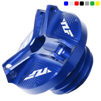 with logo Engine Oil Filter Cup Plug Cover Screw FOR YAMAHA YZF600R 1995-2007