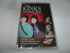 Vol. 1-Greatest Hits The Kinks cassette tape sealed