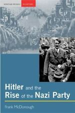 Seminar Studies in History: Hitler and the Rise of the Nazi Party by Frank...