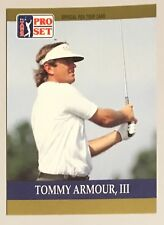 TOMMY ARMOUR III, '90 PRO SET COLLECTOR'S CARD, EXCELLENT CONDITION, GOLF LEGEND