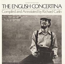 Richard Carlin - English Concertina / Various [New CD]