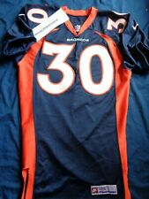 1997 Terrell Davis #30 Authentic Game Model Nike Proline Denver Broncos Jersey